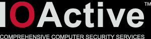 Black Hat Sustaining Sponsor: IOActive