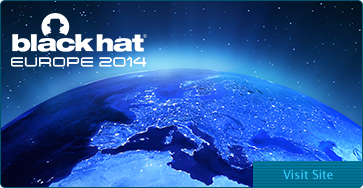 Black Hat Europe 2014 @ Amsterdam RAI | Amsterdam | North Holland | The Netherlands