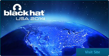Black Hat USA 2014 @ Mandalay Bay Convention Center | Las Vegas | Nevada | United States