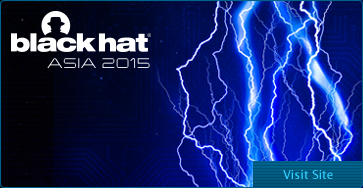 Black Hat Asia 2015 @ Marina Bay Sands